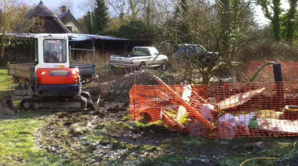 Drain blockages and repairs